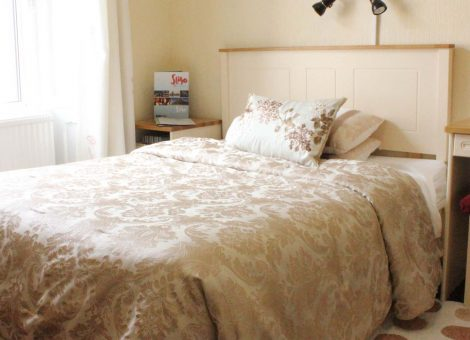 Sligo B&B Single Bedroom