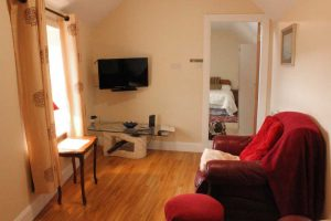 Sitting Room in An Cruiscin Lan B&B Sligo Ireland